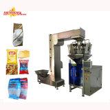 Máquina automática do pacote das microplaquetas de batata com enchimento do nitrogênio