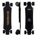 E-Skate elétrico de Longboard do skate da fibra do carbono