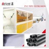 Linha flexível da extrusora da tubulação de dreno do PVC da venda 2017 quente