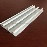 Quadrat, rundes, unterschiedliches Aluminiumlegierung-Strangpresßling-Profil für Tür und Fenster-Gefäß 117