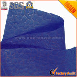 Nichtgewebtes Luxuxblumen-Geschenk-Verpackungs-Papier Nr. 28 dunkelblau