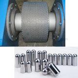 착용 고압 가는 Rolls를 위한 저항하는 Polished 직경 8X20mm 텅스텐 탄화물 삽입