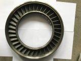 Anel 14.50sq do bocal da peça da carcaça para o motor Ulas4 do Superalloy da carcaça de investimento da turbina de gás