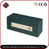 Rectángulo de regalo modificado para requisitos particulares del papel de imprenta del diseño para el empaquetado del té