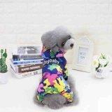 Новые зимние теплой одежды собак Пэт небольшой водонепроницаемый собака покрыть куртку зимой стеганая мягкий Puffer Пэт одежды