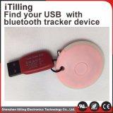 ロゴ- Bluetoothの追跡者が付いている昇進のギフトと決め付けられる