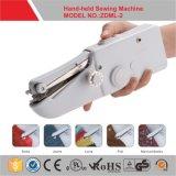 Máquina de costura à mão elétrica portátil da fábrica de China mini para o agregado familiar