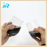 Чашка вина кривого перста любимчика 10 Oz пластичная