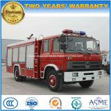 Venda quente 9000 litro água do cavalo-força de Dongfeng 210 e caminhão da luta contra o incêndio da espuma