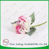 Comercio al por mayor cabeza grande Hortensia flores de seda, Flor Única artificiales baratos