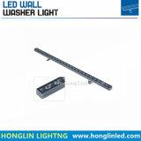 Arruela ao ar livre nova da parede do diodo emissor de luz de Desing 12W 18W