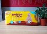 Preiswertes Baumwolleweiches Breathable Backsheet Baby-Wegwerfwindel