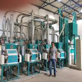 Migliore macchina di macinazione di farina del mais del mulino da grano 30t/24h di qualità