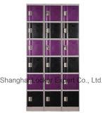 خزانة خبيرة إشارة 6 أبواب [أبس] خزانة بلاستيكيّة ([ل32-6])