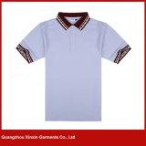 노동자 (P80)를 위한 폴로 셔츠를 인쇄하는 주문 남자 승화