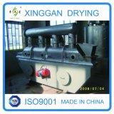 Equipamento de secagem do leito fluido para os adubos compostos