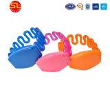 Pulseiras de Silicone coloridas personalizado