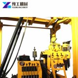 Bouteur chenillé 200m Machine de forage de carottage rotatif
