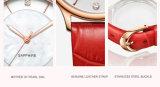 Mesdames OEM étanche montre-bracelet cristal de quartz de métal