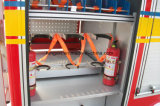 Fire Control Equipment Emergency Rescue Truck Inner Parts Vertical Pallet