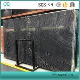 Madeira Preta/Preto/árvore de mármore negro/Madeira Verin laje de mármore/Mesa/Flooring Tile/Dissipador de calor