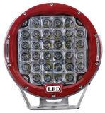 Luz de conducción del CREE LED para 7 el CREE campo a través de la pulgada 96W
