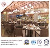 O restaurante de alta classe mobiliário com Restaurante Cátedra definido (YB-WS11)