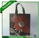Fabricantes não tecidos relativos à promoção impressos costume do saco de compra