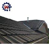 塗られる電流を通される建築材料の石シートに屋根を付ける