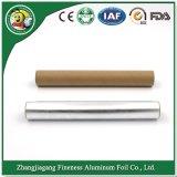 Алюминиевая фольга Rolls упаковки еды цены по прейскуранту завода-изготовителя для широко использования