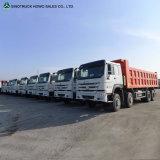 Sinotruk HOWO 8*4 Volquete Camión Volquete 12 Wheeler Truck Precio