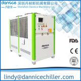 Промышленным охлаженный воздухом охладитель индустрии охладителя воды Hanbell охладителя винта гальванизируя