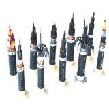 Yjv32 3 os núcleos XLPE isolaram o cabo distribuidor de corrente blindado fino Sheathed PVC de fio de aço