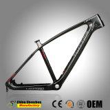 Nouveau design Mountian carbone Vélo VTT avec BSA68 fileté du châssis