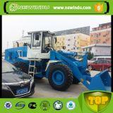 Foton Lovol FL955f barata de 5 toneladas de cargadora de ruedas con cuchara Mucking