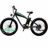 Elektrischer fetter Gummireifen-elektrisches Fahrrad des Fahrrad-Bewegungscontroller-48V 500W