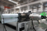 Escamas del PE de los PP que reciclan la máquina con el corte del anillo del agua