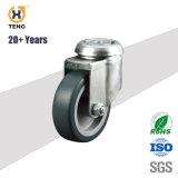 """최신 판매 3 """" 가구를 위한 PU TPR 금속 구렁 킹핀 피마자 또는 총 브레이크에 산업"""