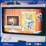 영상 아케이드 기계 전자 게임 기계 오락 기계