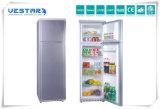 Свободно стоящий, котор замерли холодильник для кухни