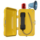 SIP 방수 산업 전화, SIP 시끄러운 스피커 전화, 옥외 SIP 쪽매기기 전화