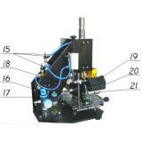 작은 압축 공기를 넣은 최신 각인 기계