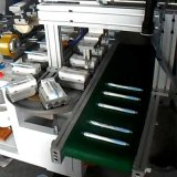 Tampon de convoyeur de quatre couleurs de servo de la machine de l'imprimante avec tampon nettoyant