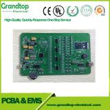 緑の多層Fr4 RoHSのマザーボードPCBA