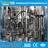 自動炭酸飲料の充填機またはガスの飲み物