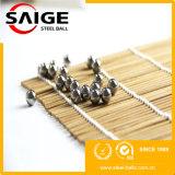 Sfera d'acciaio nichelata del CERT Ss304 iso/dello SGS