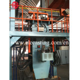 Staaf van het Koper van de zuurstof de Vrije de Machine die van het Ononderbroken Afgietsel van 8 mm Machine maken