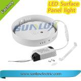 Ronda de alta qualidade candeeiro de tecto LED com iluminação de LED de CA de alta potência