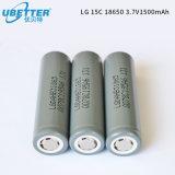 China Wholesale de 18.650 baterías de Iones de Litio 3,7V 1500mAh para herramientas eléctricas