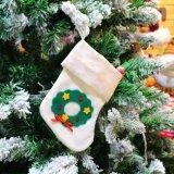 عيد ميلاد المسيح يزوّد [سنتا] أكياس عيد ميلاد المسيح جوابة لعبة